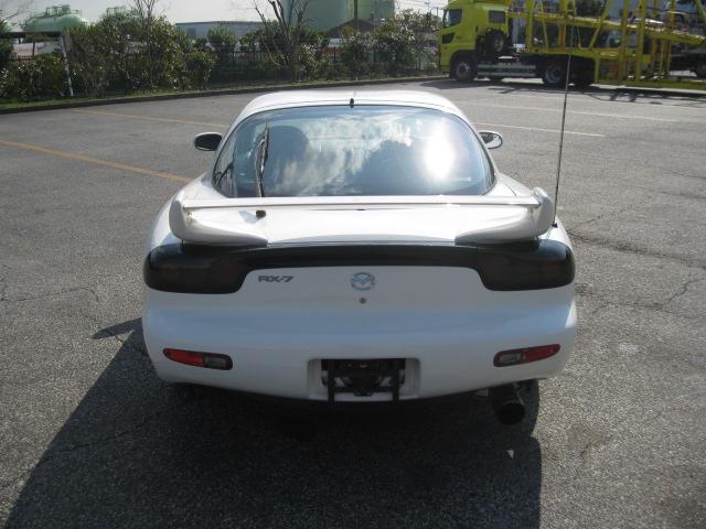 Mazda RX7 Type RB_Heckansicht 2