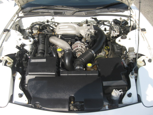 Mazda RX-7 Type RB_Motorraum