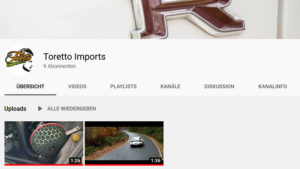 Toretto Imports_YouTube_Teaser