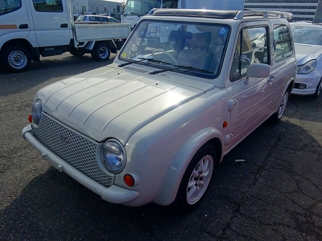 Nissan Pao_Frontansicht 1