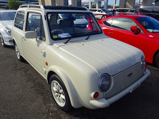 Nissan Pao_Frontansicht 2
