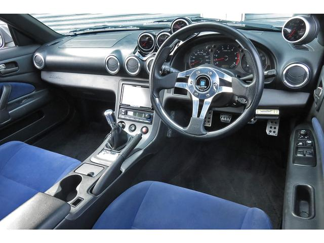 Nissan Silvia Spec-R 2000_Interieur