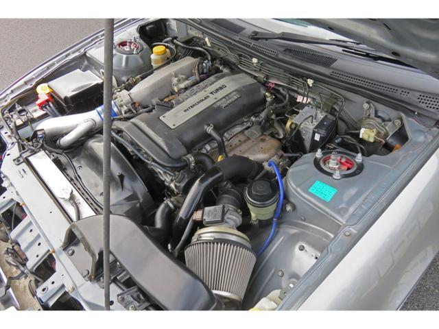 Nissan Silvia Spec-R 2000_Motor