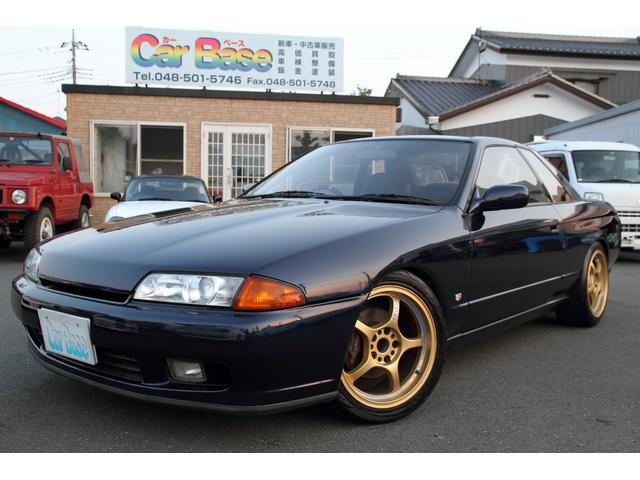 Nissan Skyline R32 GTS-T Type M 1992_Frontansicht 1
