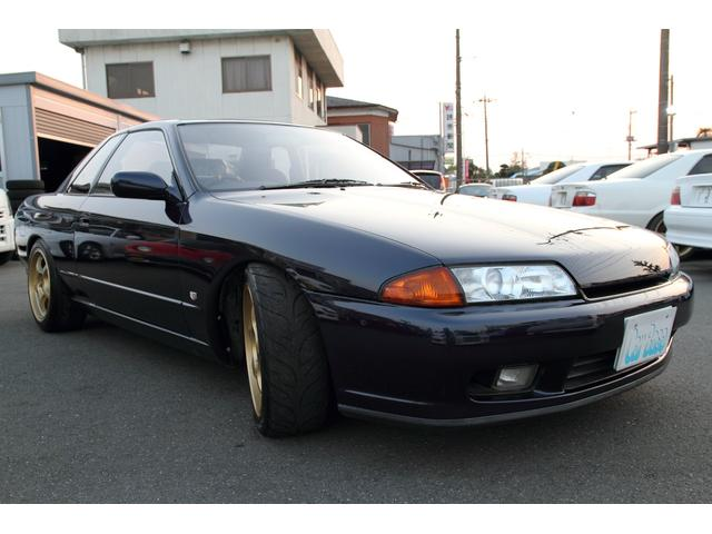 Nissan Skyline R32 GTS-T Type M 1992_Frontansicht 2