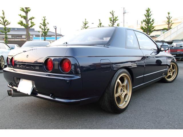 Nissan Skyline R32 GTS-T Type M 1992_Heckansicht 2
