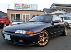 Nissan Skyline R32 GTS-T Type M 1992_Titelbild