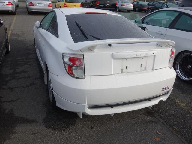 Toyota Celica SS-II Super Strut TRD_Heckansicht 1