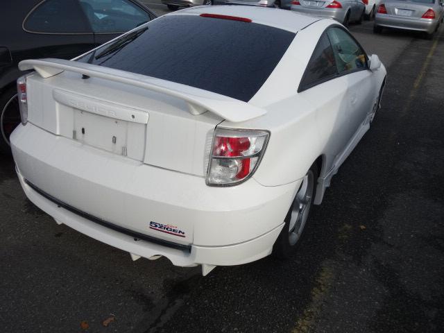 Toyota Celica SS-II Super Strut TRD_Heckansicht 2