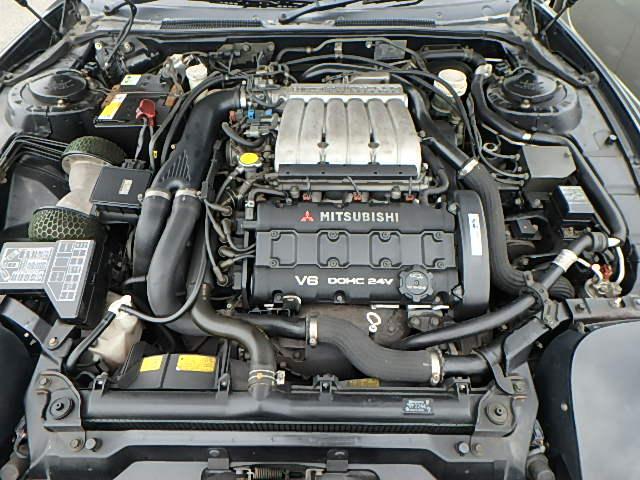 Mitsubishi GTO_Motor