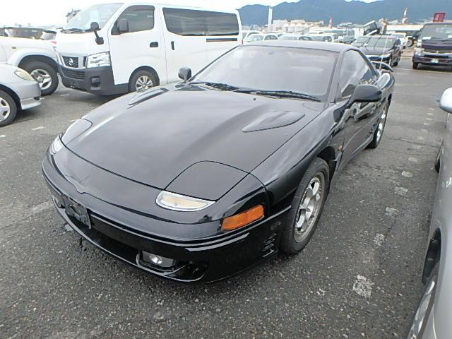 Mitsubishi GTO_Frontansicht 1