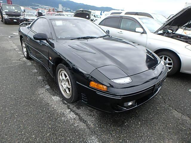 Mitsubishi GTO_Frontansicht 2
