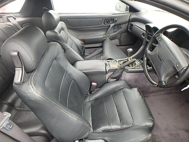 Mitsubishi GTO_Interieur 1