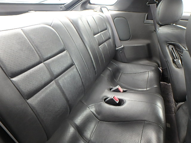Mitsubishi GTO_Interieur 2