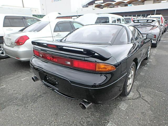 Mitsubishi GTO_Heckansicht 2