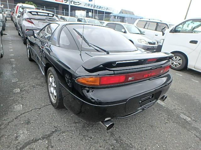 Mitsubishi GTO_Heckansicht 1