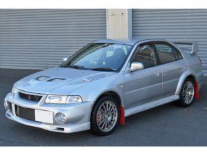 Mitsubishi Lancer Evo VI_Titelbild