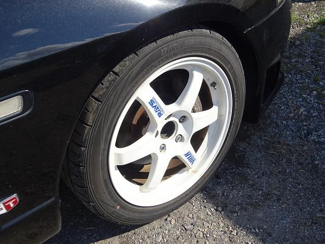 Nissan Skyline R33 GTS-T 1997 - Felgen 1